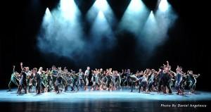 Pasarea de foc primul spectacol de dans comunitar din Romania
