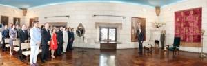 Lansarea Anuarului Furnizorilor regali la Palatul Elisabeta